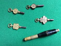 179 - Pocket Watch Keys, :SOLD: