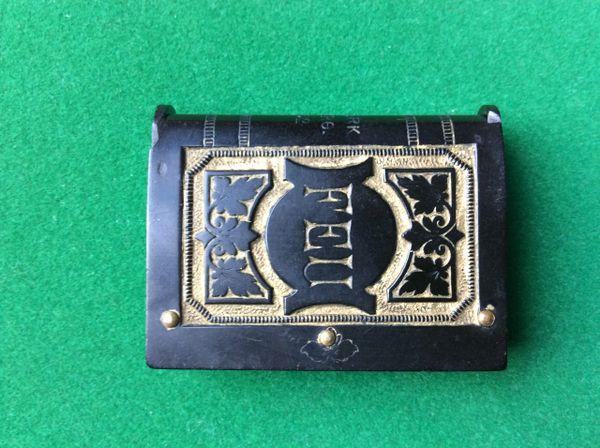 031 - German Vesta Case