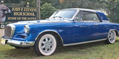 The Studebaker Hawk GT; insure it, and any other collectible, for the right value in advance.