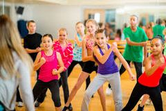 Kid Power Bootcamp ABC's™
