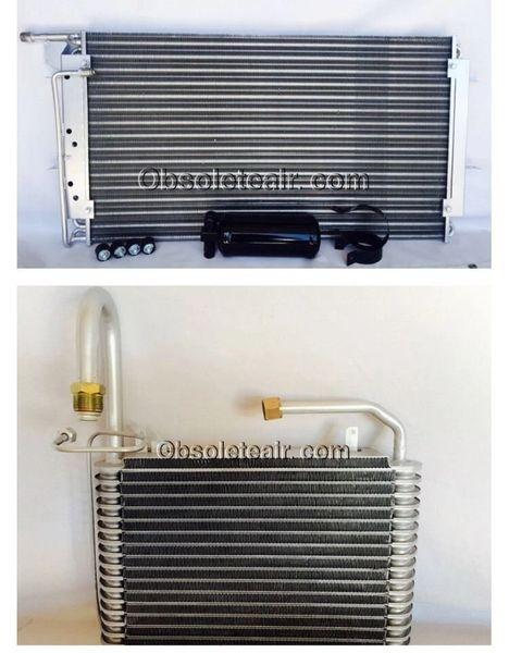 1968 1969 1970 1971 1972 Oldsmobile Cutlass / 442 / F85 / Supreme AC  Condenser Evaporator Insulator Mounts & Receiver Drier TRUAIR KIT