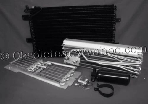 1966 1967 1968 1969 1970 Dodge Charger / Coronet Evaporator Core Dual  Heater AC Condenser TruAir Kit