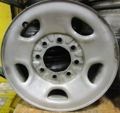 SET OF GM-CHEVY TRUCK OR VAN WHEELS