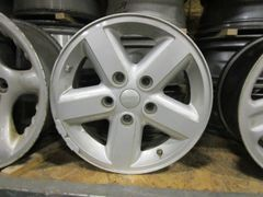 SET OF WHEELS FOR JEEP WRANGLER LATE MODEL