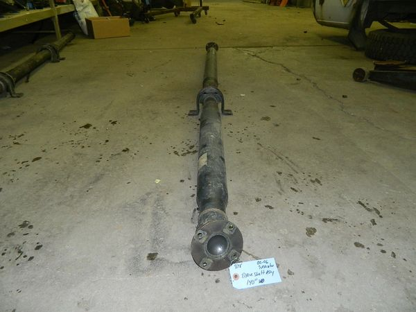 "DRIVE SHAFT FOR 2002-2006 140"" WB DODGE SPRINTER"