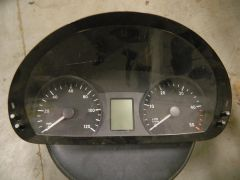 SPEEDOMETER CLUSTER FOR 2007-2009 DODGE SPRINTER