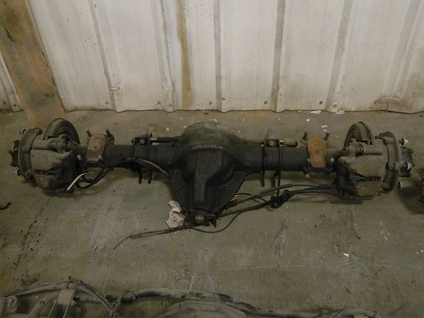 REAR AXLE FOR DUALLY (4.18) FOR 2007 2014 DODGE SPRINTER