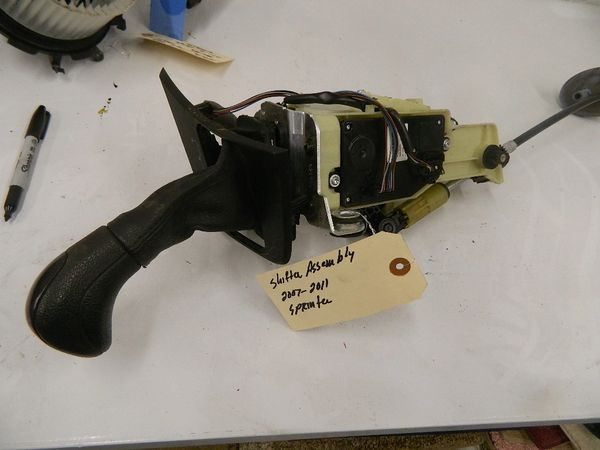 GEAR SHIFT ASSEMBLY FOR 2007-2014 DODGE SPRINTER