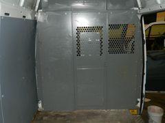 BULKHEAD FOR 2002-2006 DODGE SPRINTER