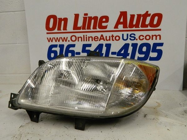 HEADLIGHT ASSEMBLY (DRIVER SIDE) FOR 2002-2006 FREIGHTLINER SPRINTER