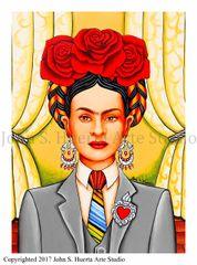 Frida, La Chingona