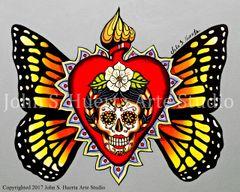 Butterfly Frida