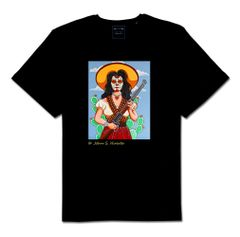 Adelita 100% cotton Unisex Black