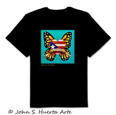 Amor Puerto Rico 100% cotton Unisex Black
