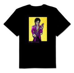 Purple Passion 100% cotton unisex Black