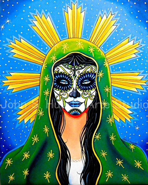 Esperanza 16x20 acrylic on canvas