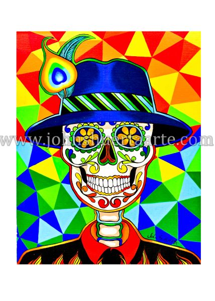Chico art greeting card