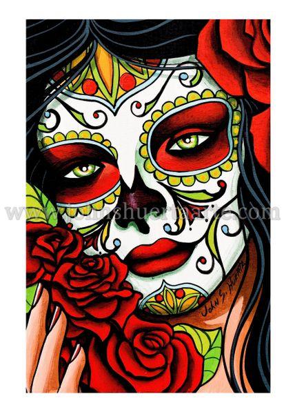 Dora Maria art greeting cards