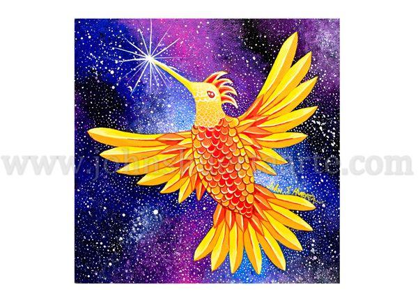 Phoenix Hummingbird