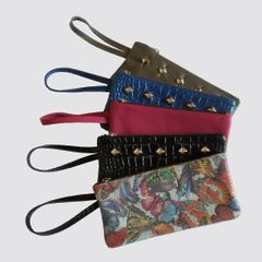 Five Leather Wristlet Bundle