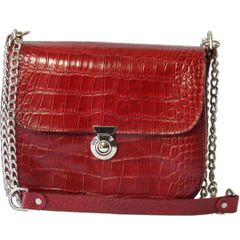 Red Vanna Bag - Chain Reaction
