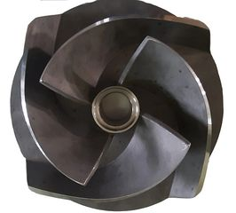 Steel Impeller available in special coating also available from ductile iron casting suppliers USA