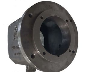 Cast Iron Casting CNC High Precision Machined Pump Components for Foundry CI Supplier India
