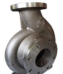 Pump Part Made out of Stainless Steel for centrifugal pumps from best casting factories in India