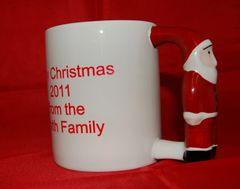 Ceramic Christmas Character Mug