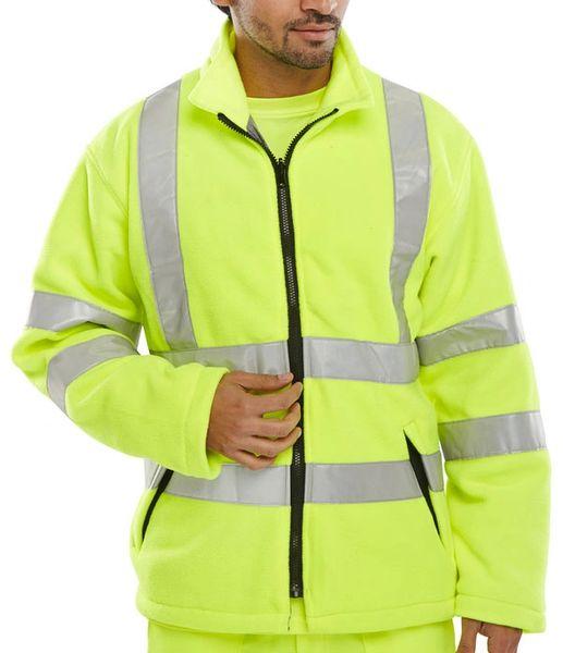 Hi-Viz Fleece Jacket