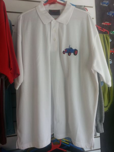 Polo Shirt - embroidered