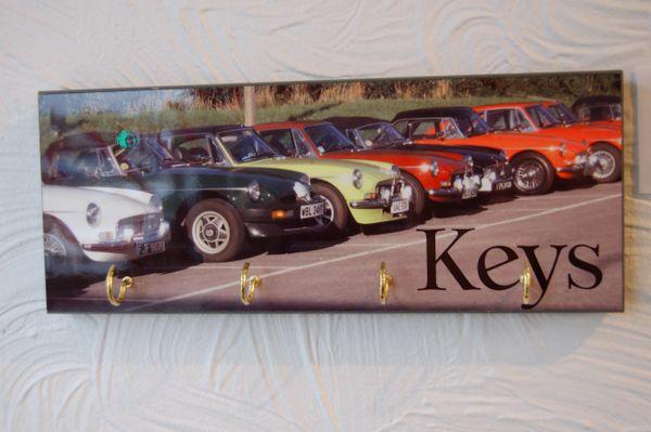 Key Hanger Board