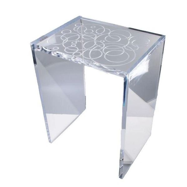 High Quality Lucite Side/End Table