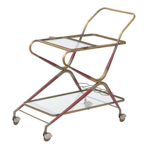 Cesare Lacca Bar Cart Italy