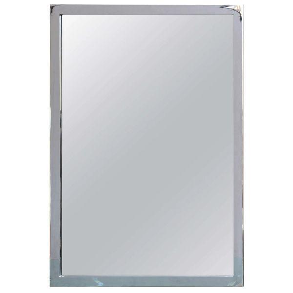 Heavy Chrome Mirror