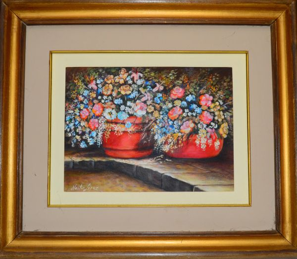 "Nestor Lopez ""Flowers"""