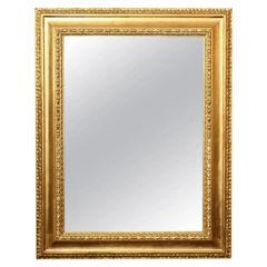 Italian Gilded Mirror, 1930s