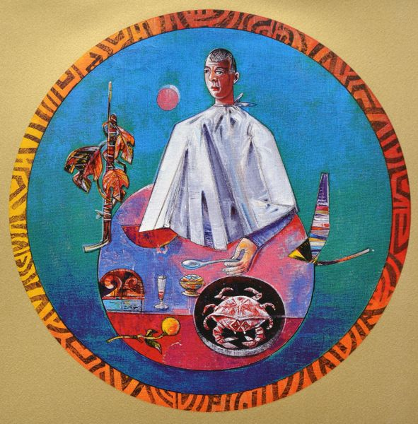 Luigi Rincicotti - Zodiac Series - Cancer