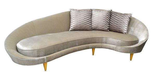 Italian Sofa in the style of Federico Munari