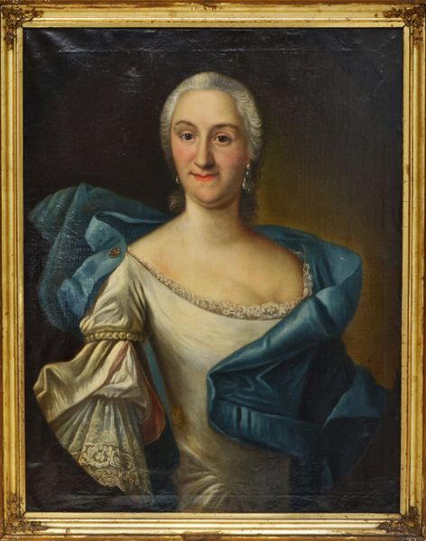 Portrait of a Lady by A. Sadeler