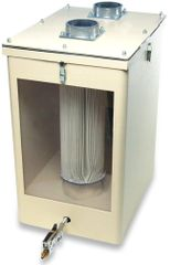 DustClear PreFilter Dental laboratory Collection System (Buffalo)