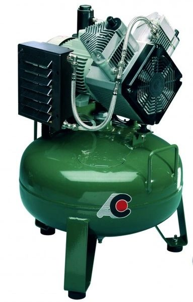 Single Head 2 cylinder Oiless Compressor (Cattani)