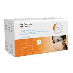 Denstply Sirona Com-Fit Plush Earloop Face ASTM Level 3 White 40/Bx