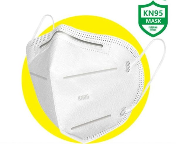 KN95 Medical N95 Particle Respirator EarLoop Masks