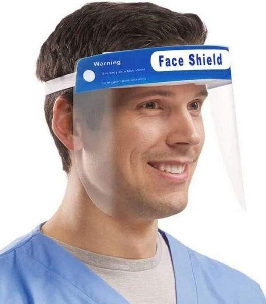 Medical Disposable Surgical HD Face Shields to Prevent Droplets