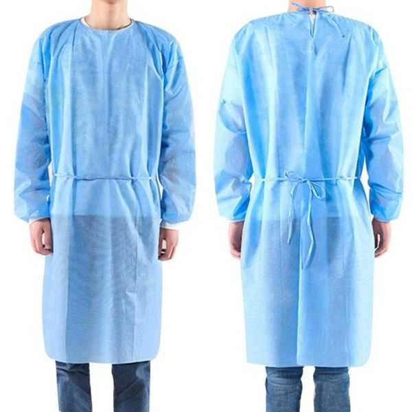 Medical Disposable Waterproof Protective Isolation Gowns