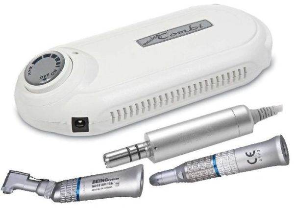 Combi Portable Dental Polisher & Micro Motor