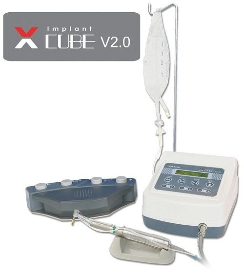 X Cube 2.0 Surgical Implant Motor System (Saeshin) With Contra Angle