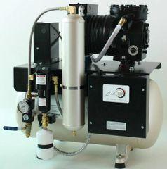 JLC 11 Single Head Lubricated Dental Air Compressor (JDS)