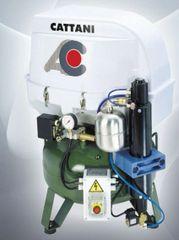 Single Head 2 cylinder Oiless Compressor (Cattani)